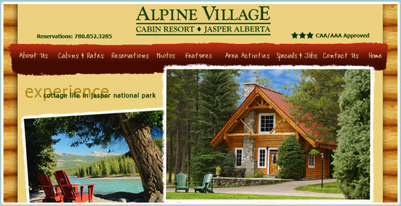 Alpine Village Jasper