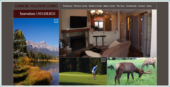 canmore alberta vacation rental property