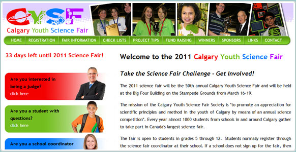 Calgary Youth Science Fair Society