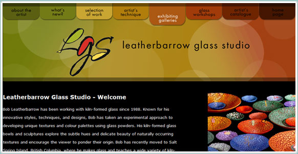 Leatherbarrow Glass Studio