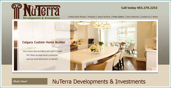 NuTerra Developments