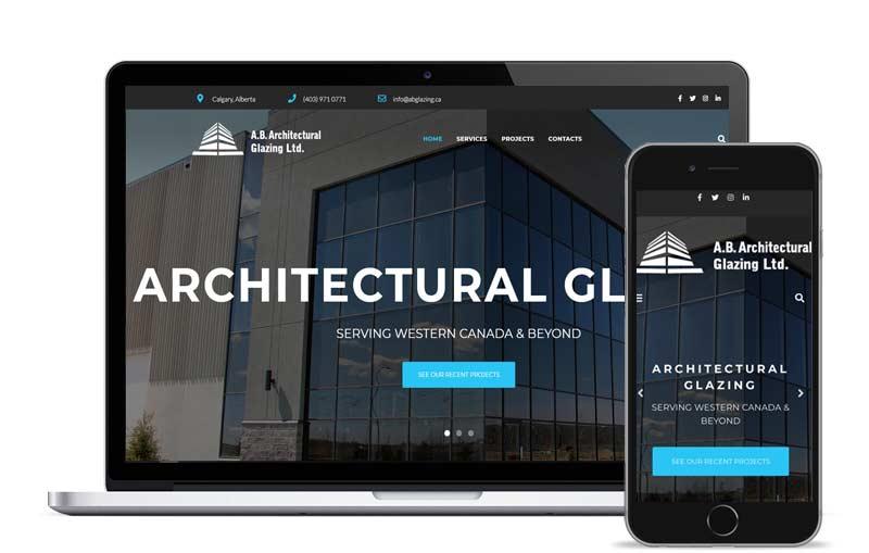 calgary web design client